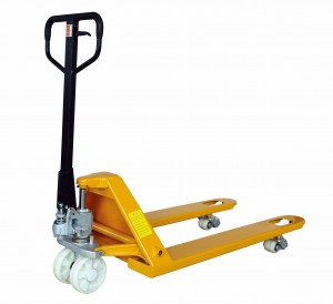 Hand pallet trucks for sale at Fayco Dublin's pallet truck shop | hand pallet truck Dublin