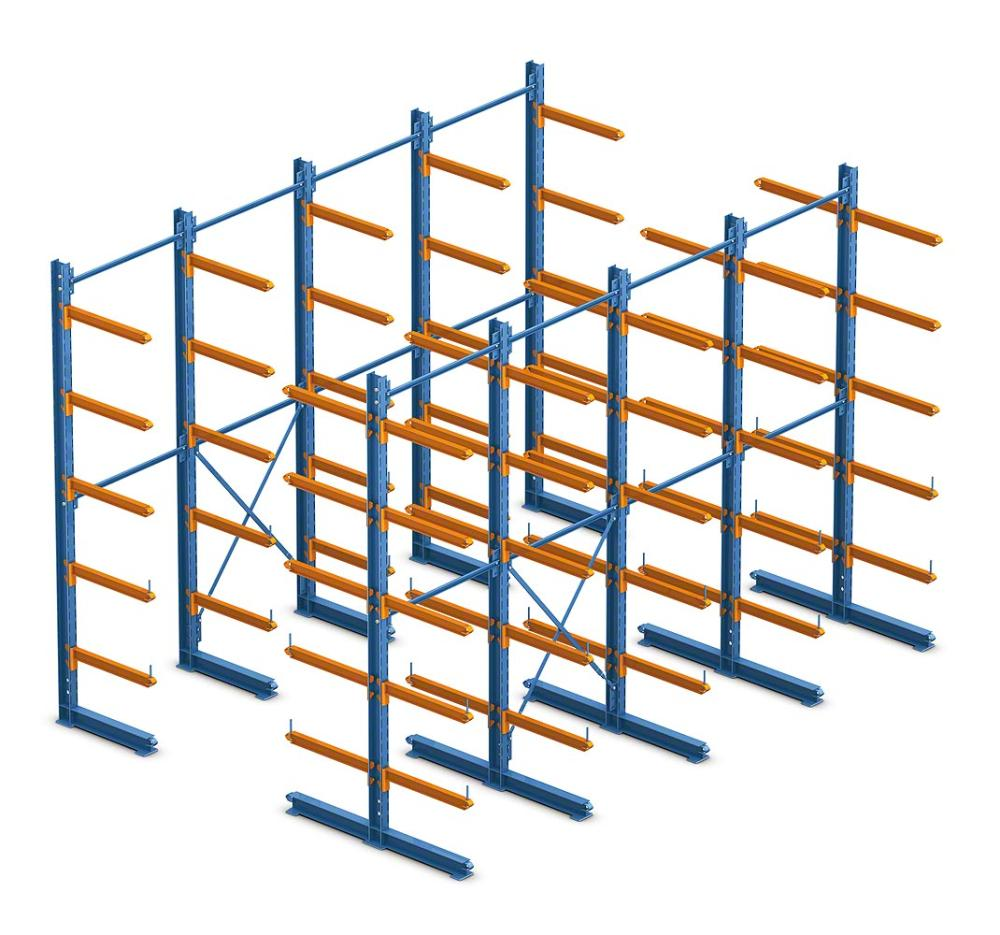 Cantilever racking | warehouse racking systems for sale Ireland