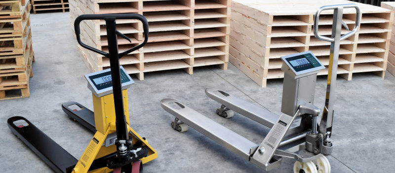 pallet lifter | galvanised pallet truck available from our pallet truck store in Dublin