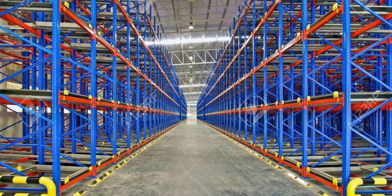 Warehouse racking types